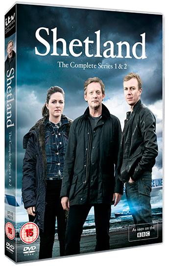 shetland dvd ann cleeves