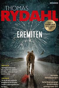 Tomas Rydahls debutbok Eremiten har ett ganska tjusigt omslag.