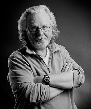 Peter May. Fotograf: Vincent Loisin