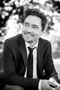 Thomas Rydahl, bild från Bokfabriken.