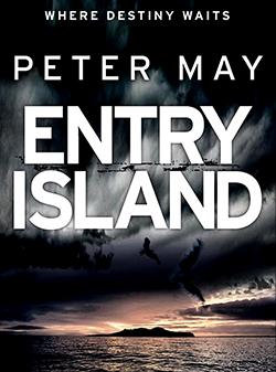Entry Island omslaget