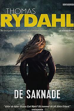 Omslaget till De saknade av Thomas Rydahl